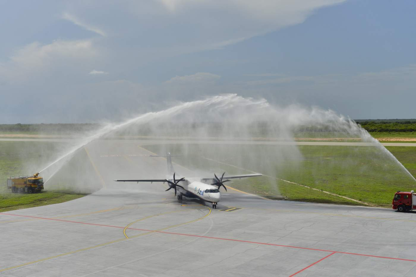 Aeroporto de Canoa Quebrada