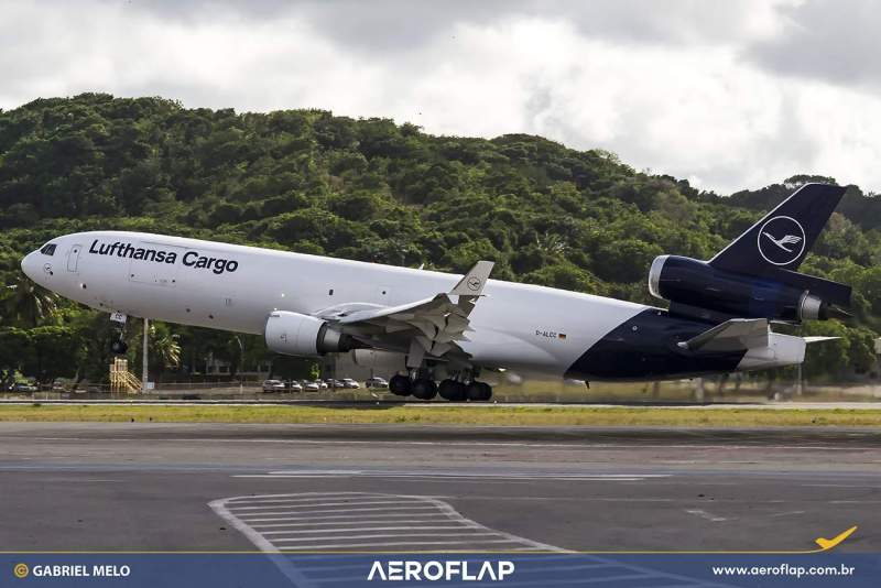 McDonnell Douglas MD-11F Lufthansa Cargo