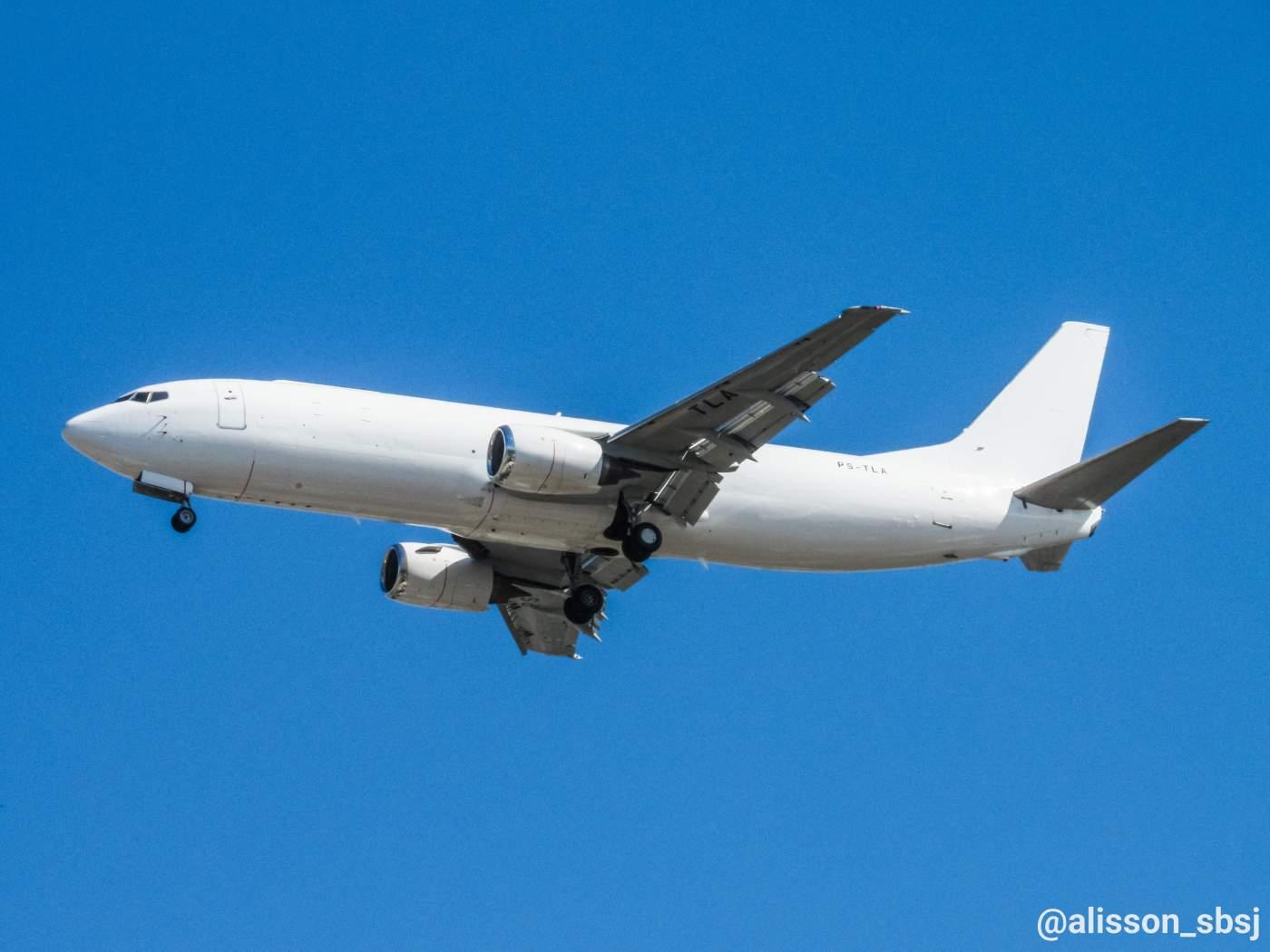 Boeing 737 da Total Cargo