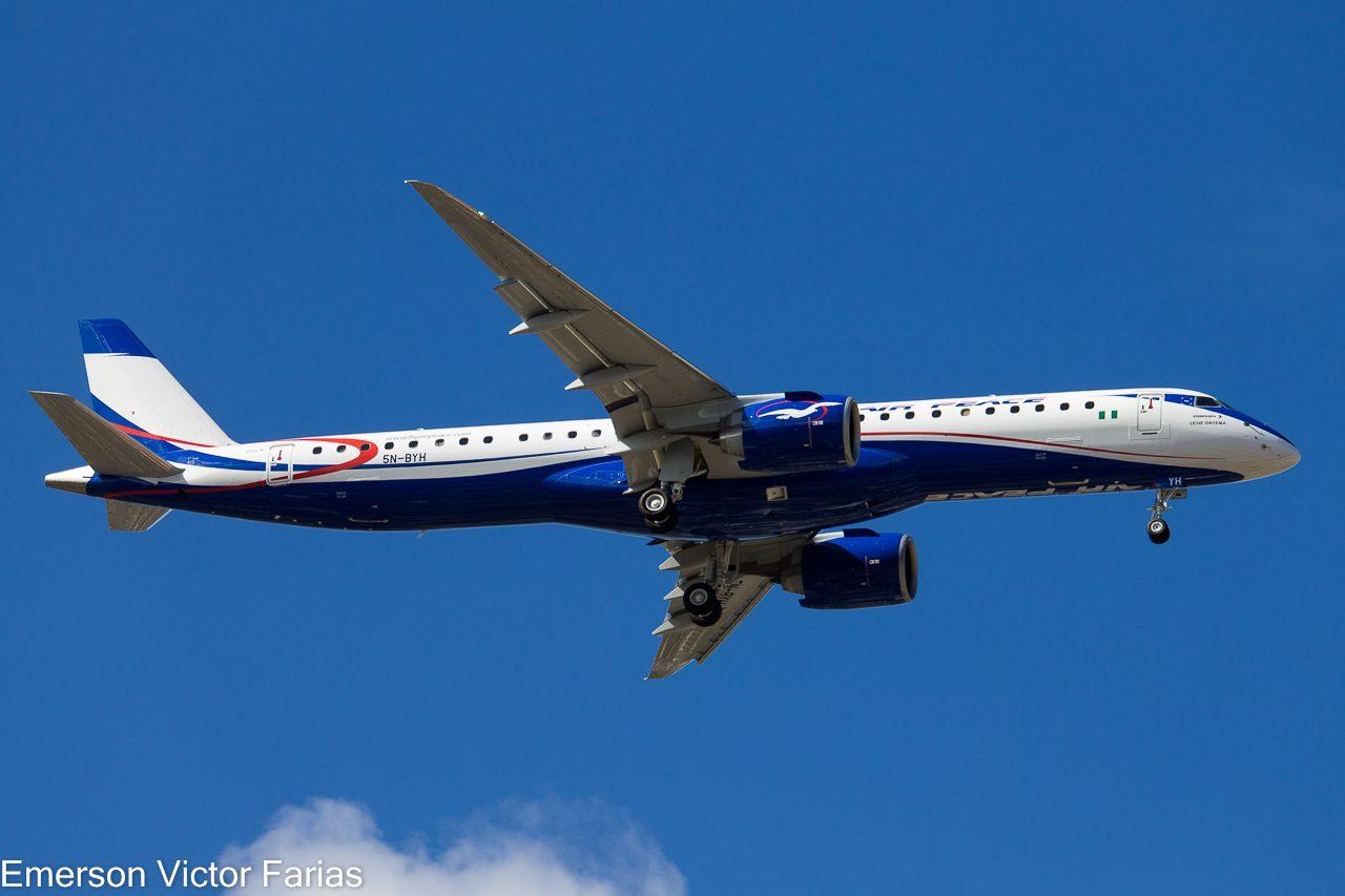 Embraer 195-E2 AirPeace