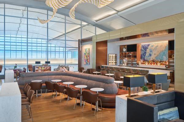 Delta VIP Sky Club