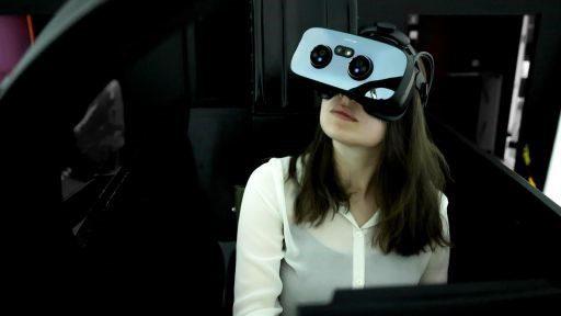 Saab Varjo Realidade Virtual