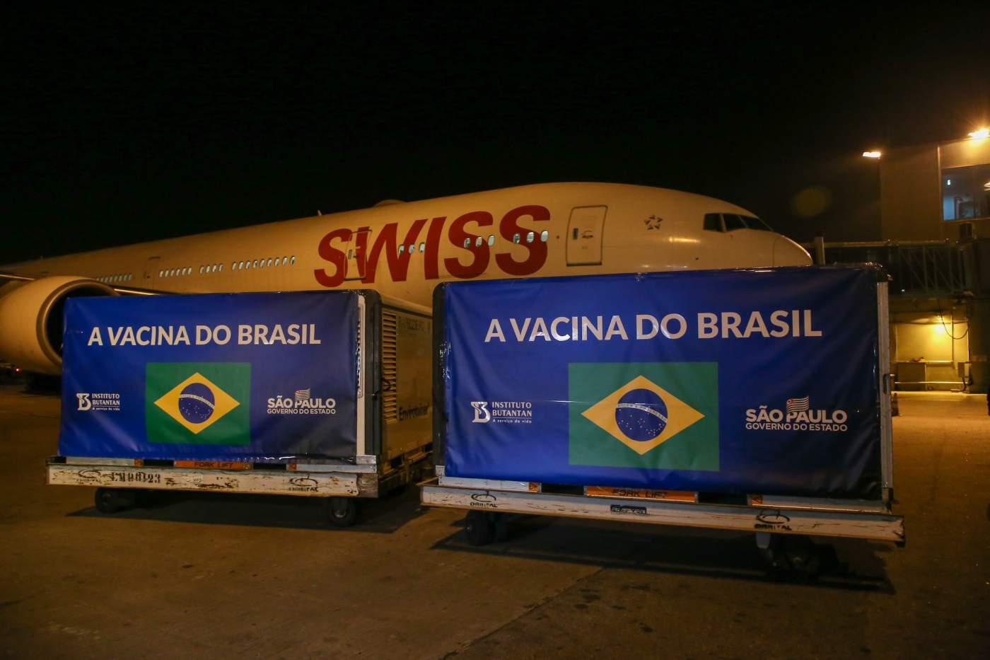 Vacinas Aeroporto de São Paulo