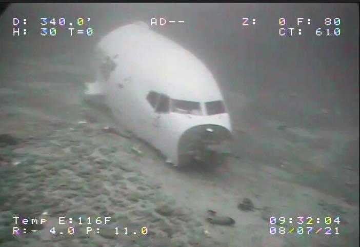 Boeing 737-200 Transair Honolulu