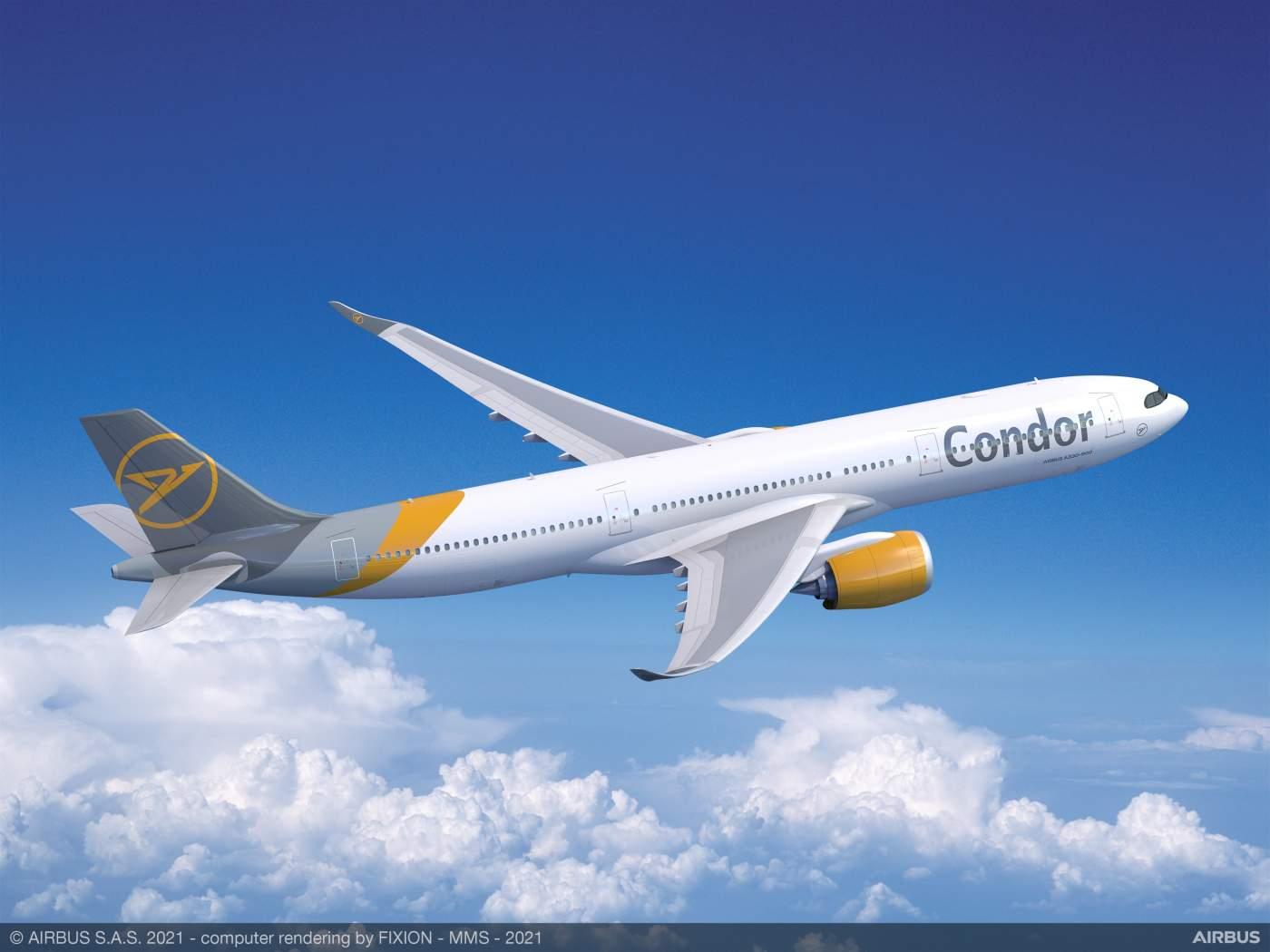 Airbus A330neo Condor