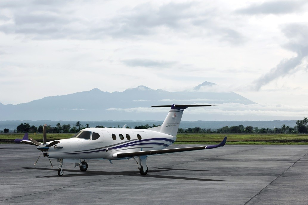 Beechcraft Denali TAM Aviação Executiva Textron