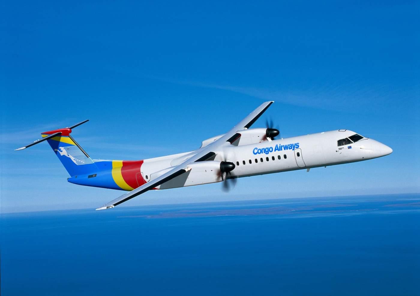 Dash 8 Congo Airways