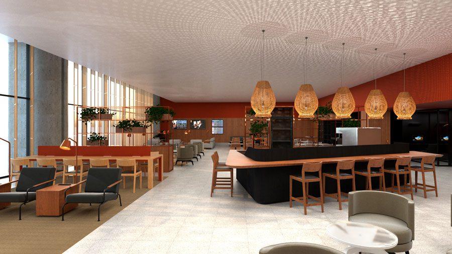 AMBAAR Lounge Sala VIP
