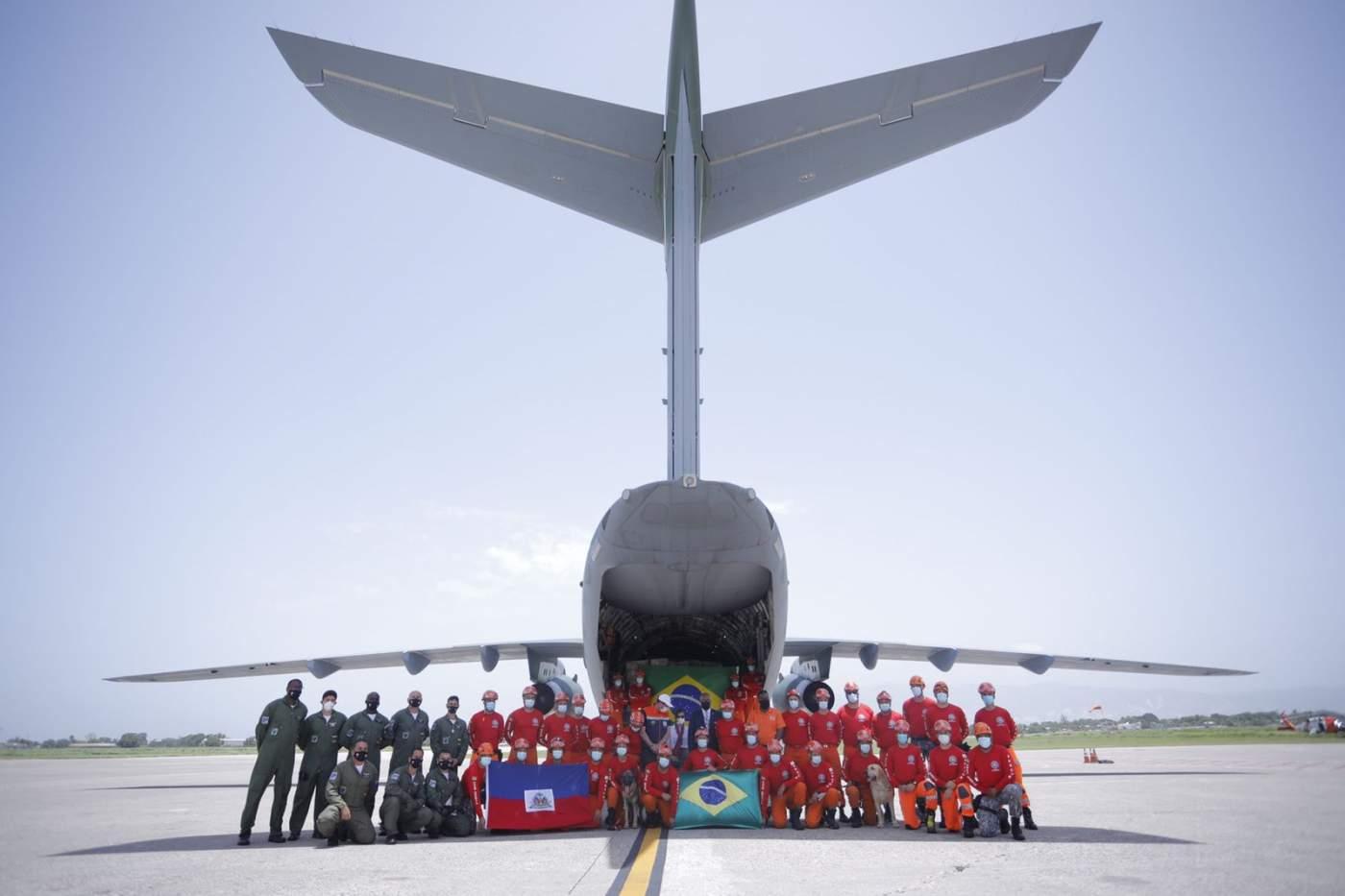 FAB Força Aérea Brasileira KC-390