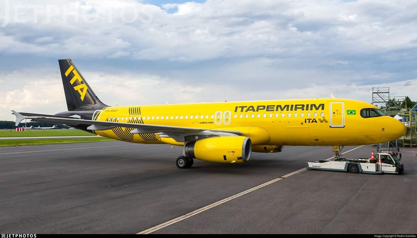 ITA Itapemirim Airbus A320