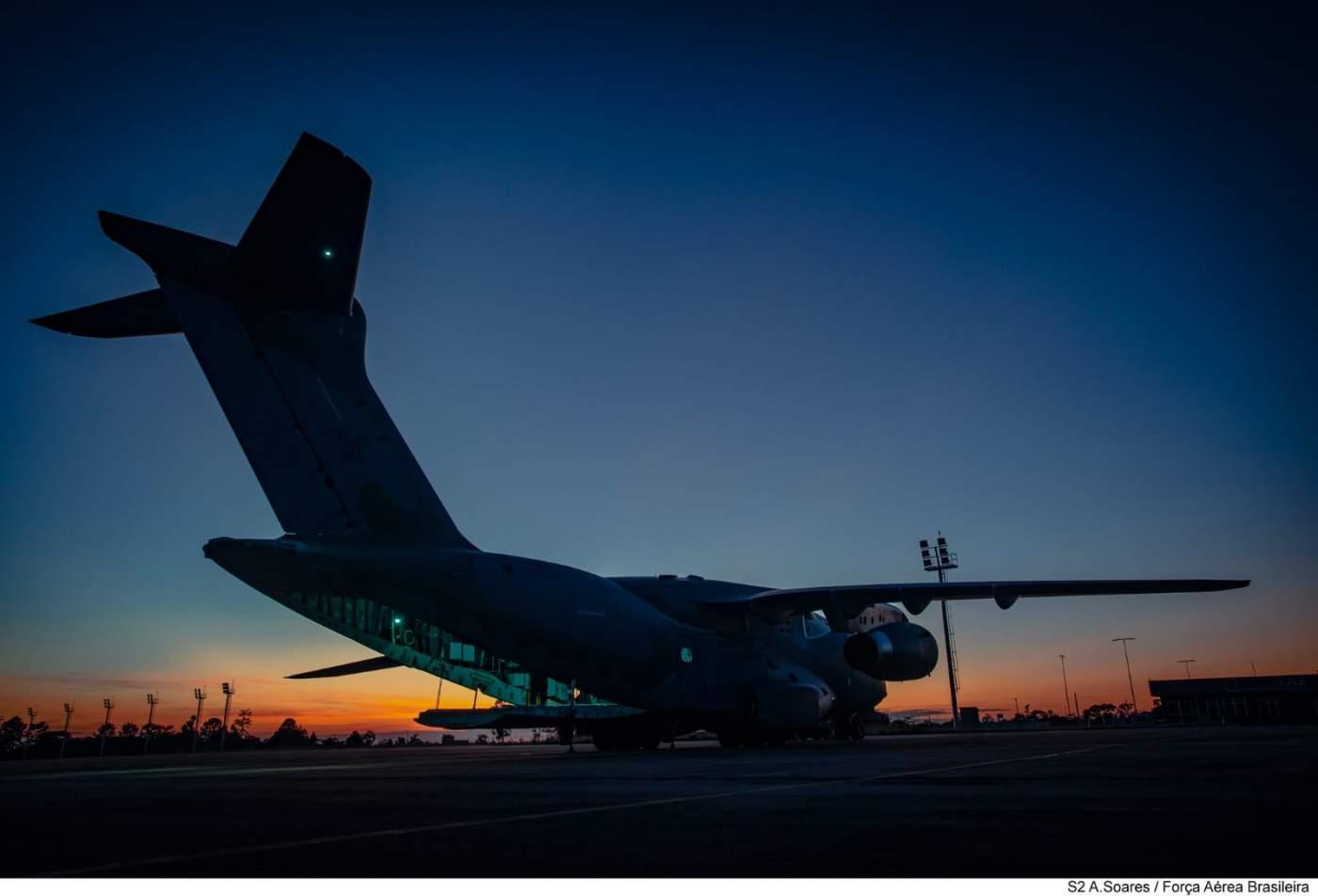FAB KC-390 Haiti Missão