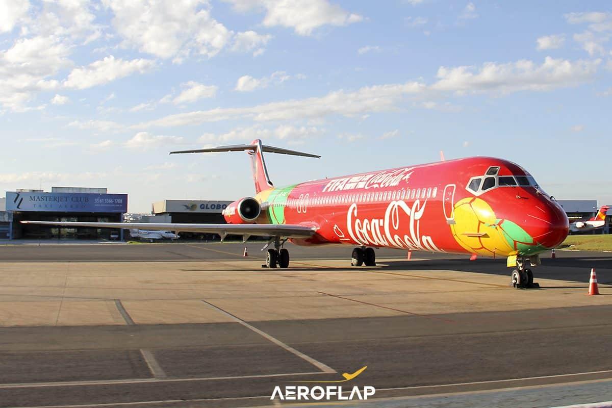 MD-83 Copa do Mundo