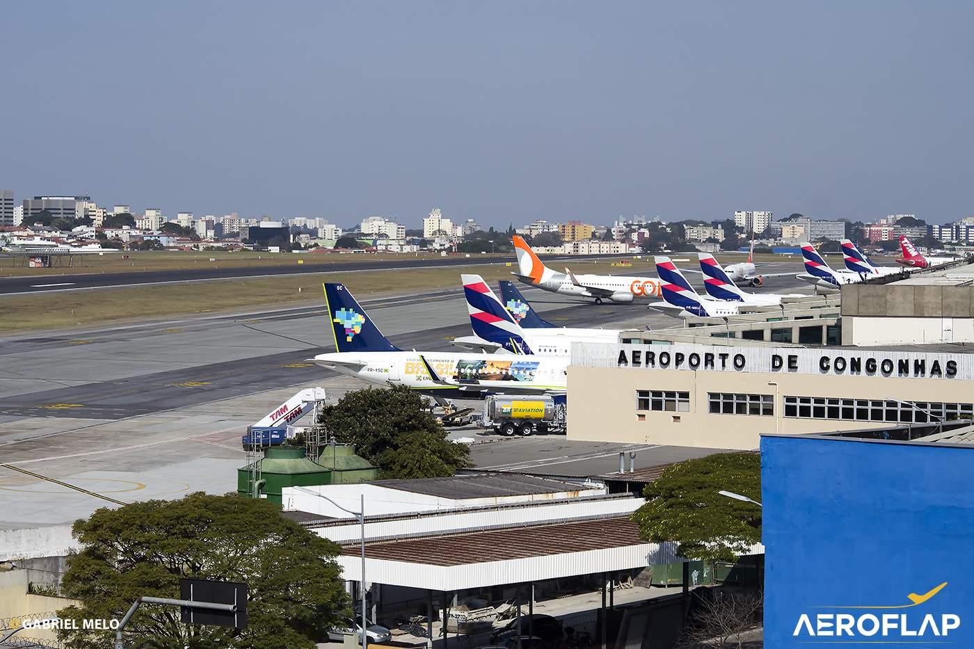 Aeroportos São Paulo