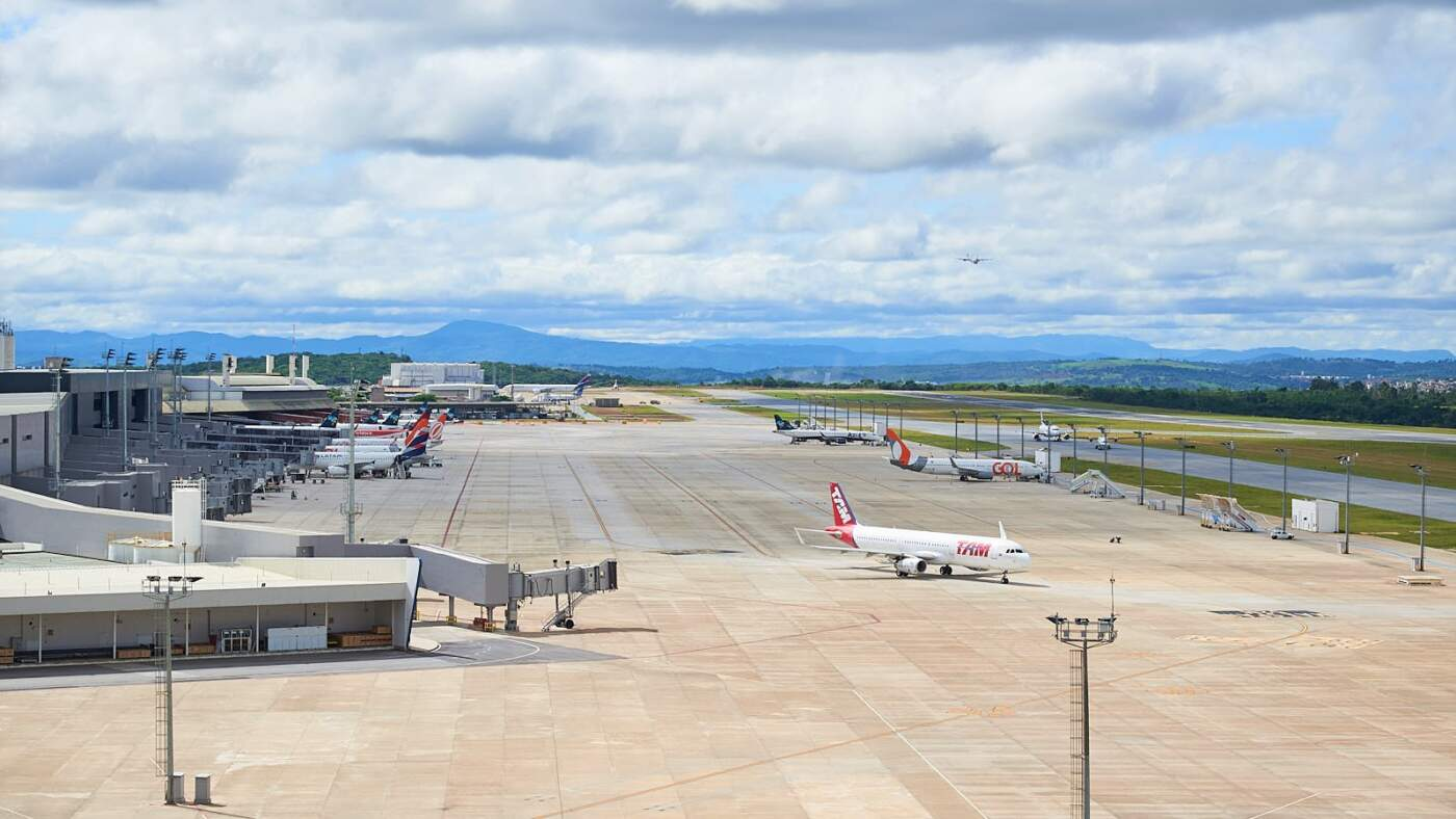 BH Airport Aeroporto de Confins