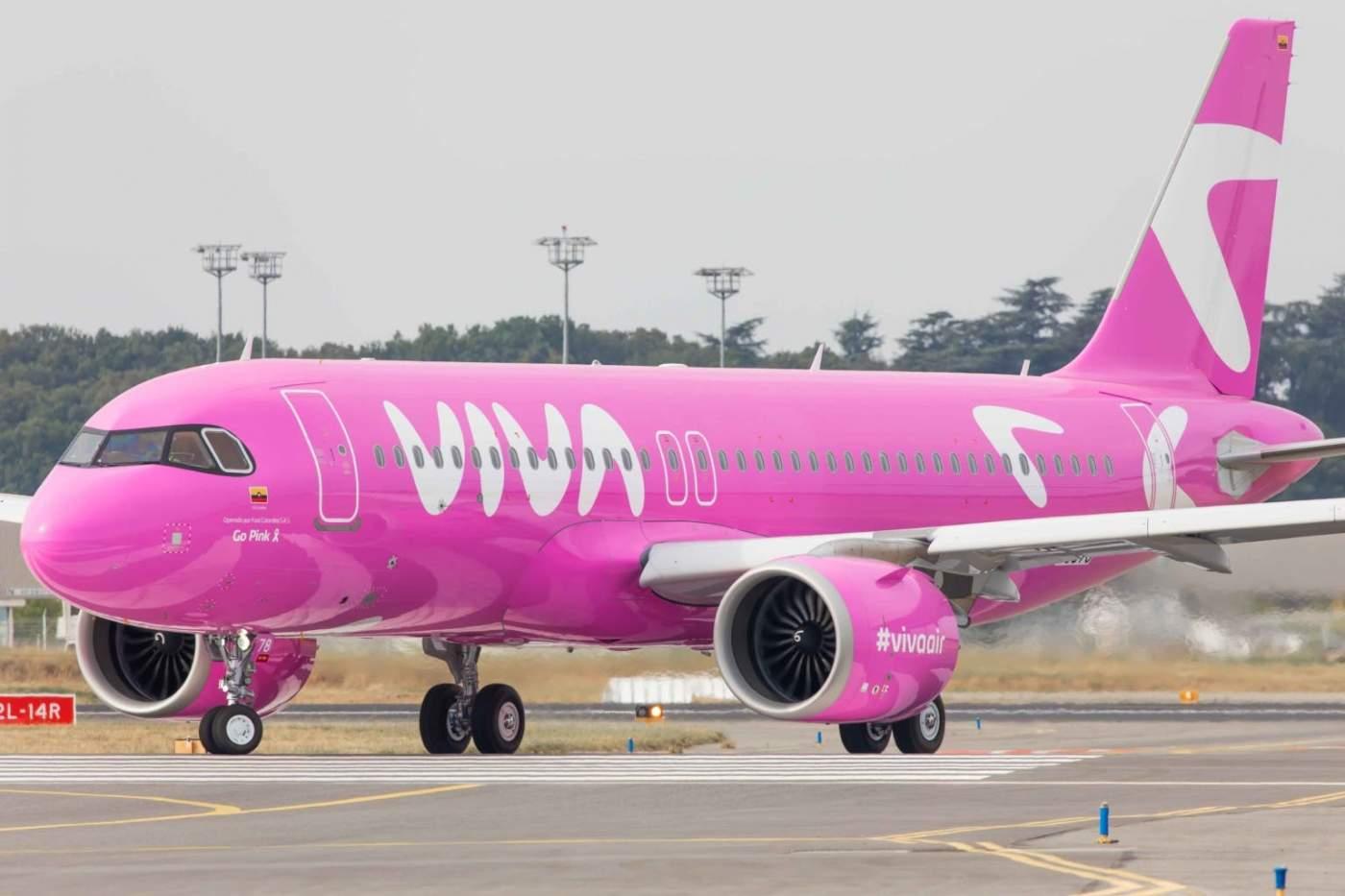 Viva Air Colômbia Airbus A320neo
