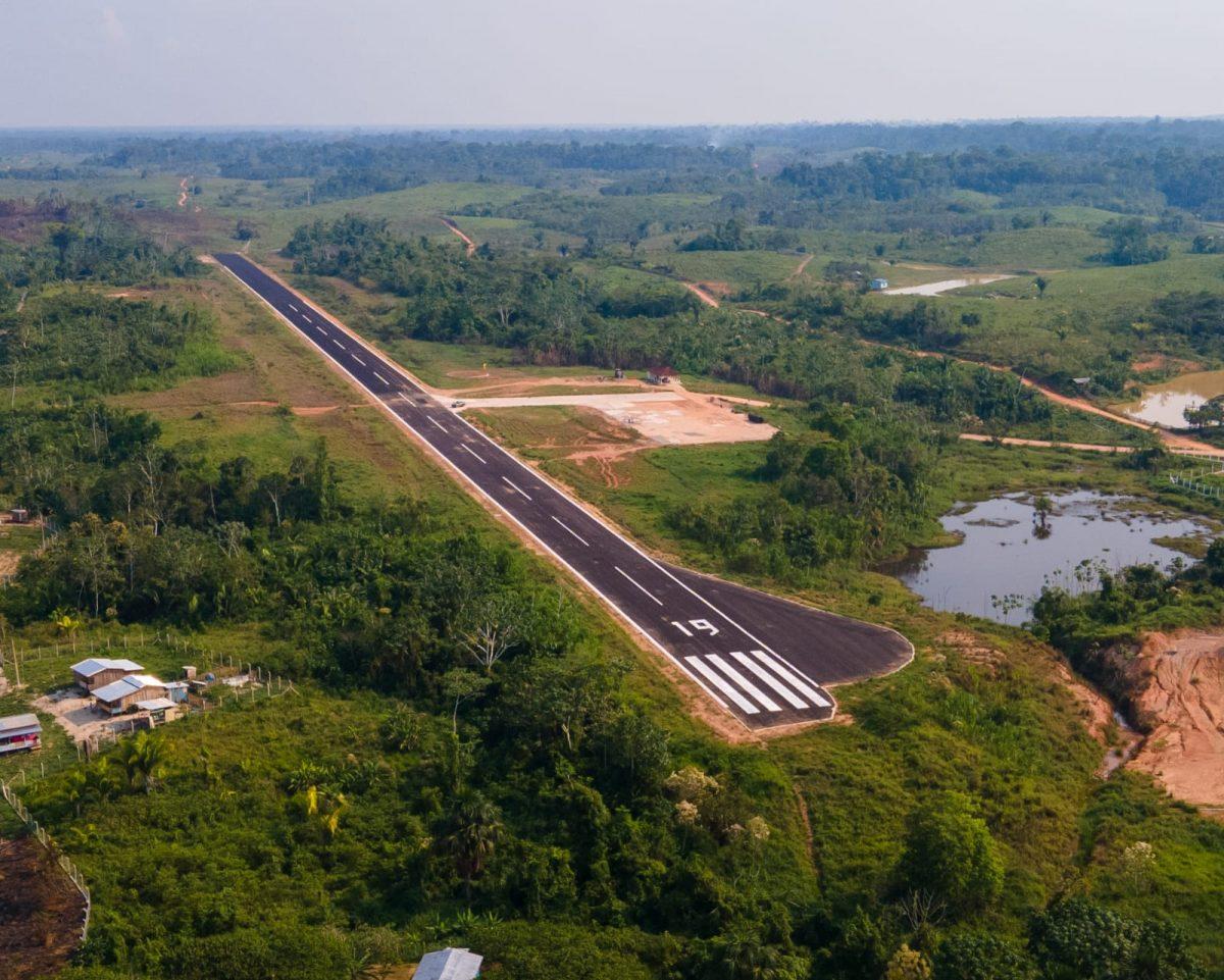 Aeródromo Acre