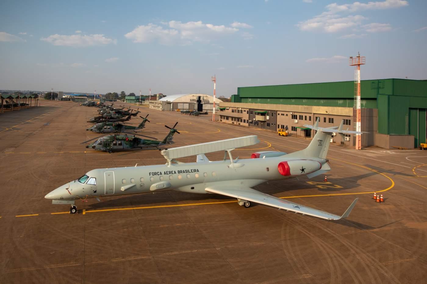 FAB Força Aérea Brasileira TAPIO