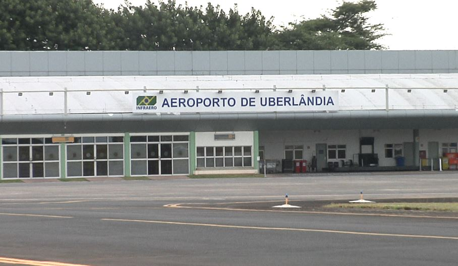 Aeroporto de Uberlândia Infraero