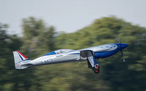 Aeronave Elétrica Rolls-Royce