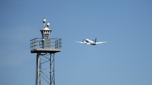 Saab Torre Aeroportos