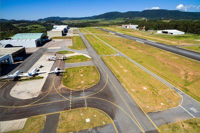Aeroporto de Jundiaí Aviação Executiva