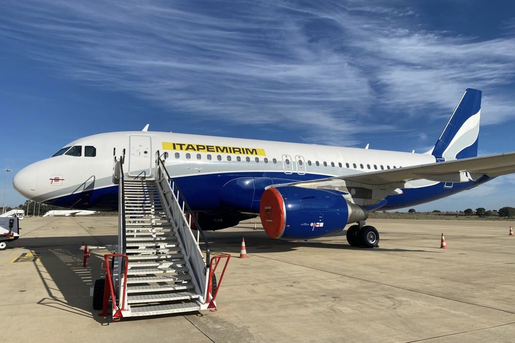 Itapemirim ITA Airbus A319