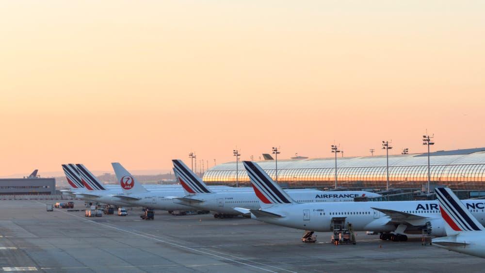 Aeroportos Paris