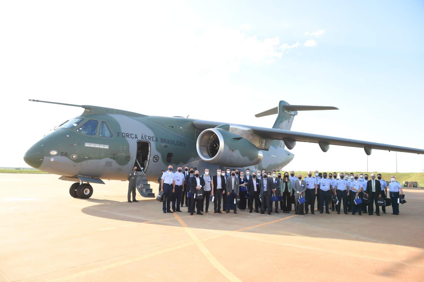 KC-390 FAB Embraer