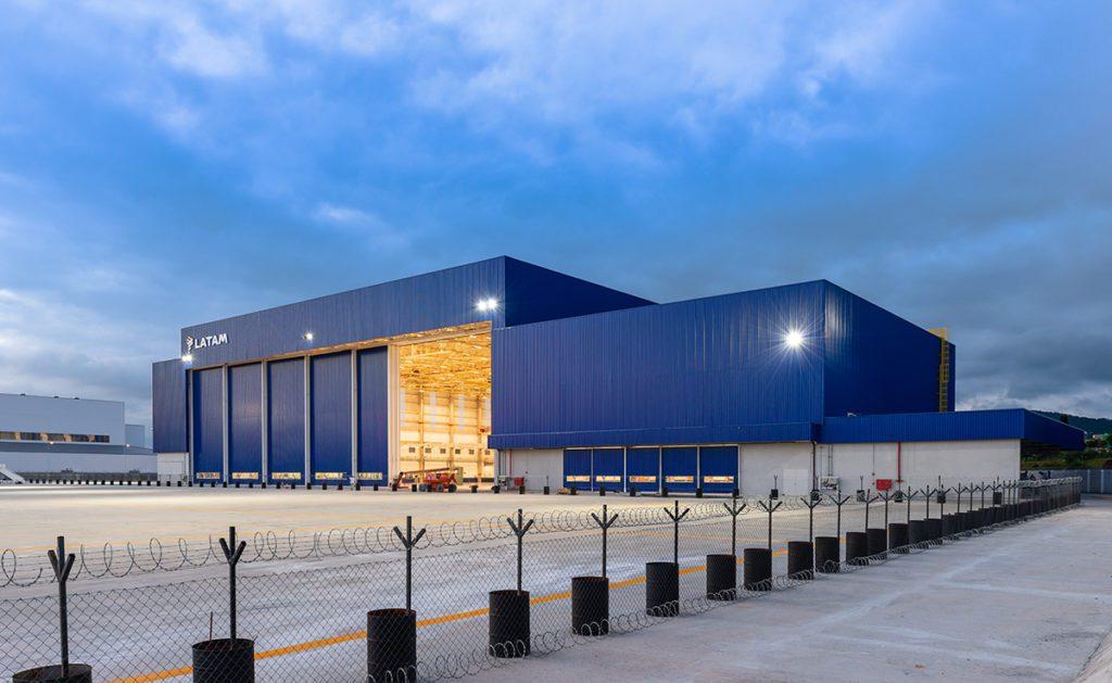 Hangar de Manutenção LATAM CML