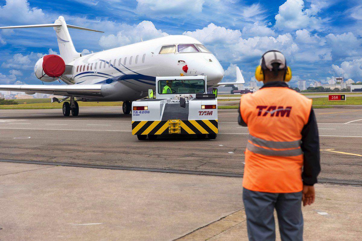 TAM Aviação Executiva